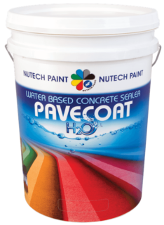 Pavecoat H2O – single pack water based acrylic